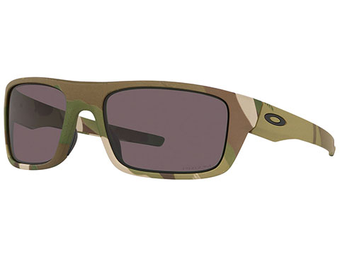 Oakley SI Drop Point Sunglasses (Color: Multicam / PRIZM Gray)