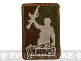 ORCA Industries Wolverines Major League Embroidered Patch - Arid