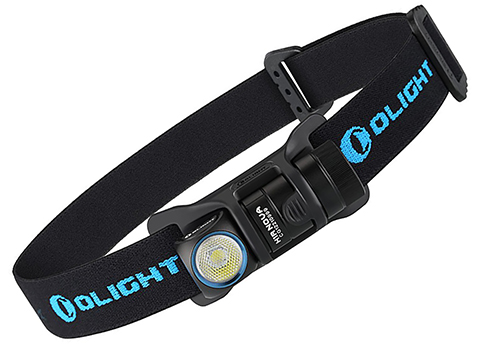 Olight H1R Nova LED Headlamp (Light Color: Cool White)
