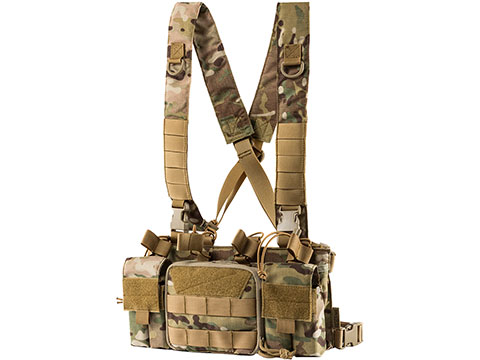 OneTigris VULTURE Chest Rig (Color: Multicam)