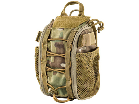 OneTigris FOXTROT ALPHA MOLLE First Aid Medical Bag (Color: Multicam)