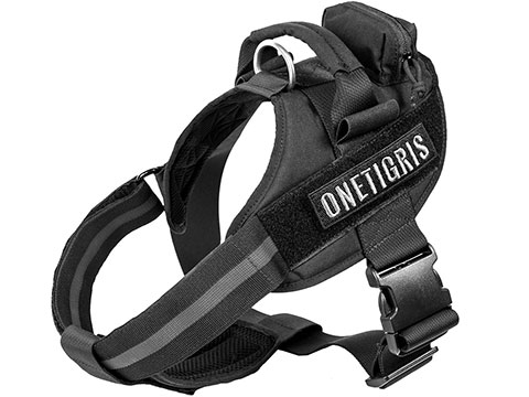OneTigris MAD HOUND K9 Dog Harness