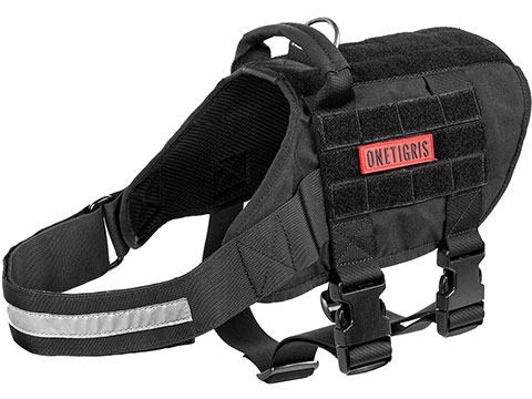 OneTigris RHINOCEROS K9 Dog Harness