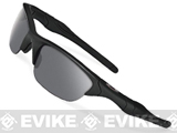 Oakley SI Half Jacket 2.0 - Matte Black w/ Grey