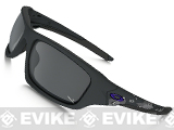 Oakley Infinite Hero Valve- Matte Carbon Camo with Black Iridium Lenses