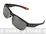 Oakley Scuderia Ferrari Two Face Sunglasses - Asia Fit