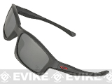 Oakley Scuderia Ferrari Chainlink Sunglasses - Black Iridium Lenses