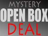Open Box Item - A Mystery Airsoft Gun with value over $100
