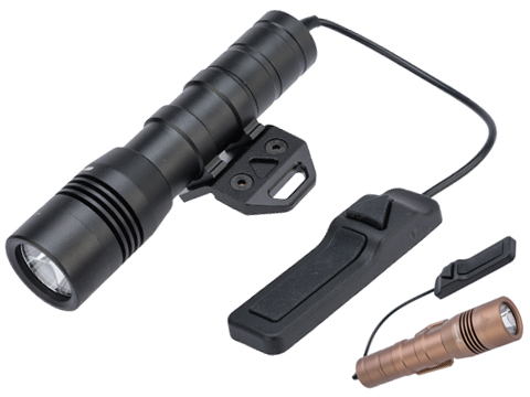 Opsmen FAST 502M Compact High Output Weaponlight for M-LOK Handguard (Color: Black)