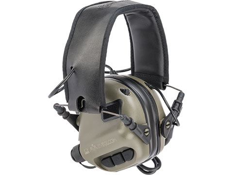 Earmor M32 MOD1 Electronic Communication Hearing Protector (Color: Foliage Green)
