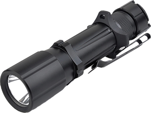 Opsmen FAST 501 Compact High Output Flashlight (Color: Black)