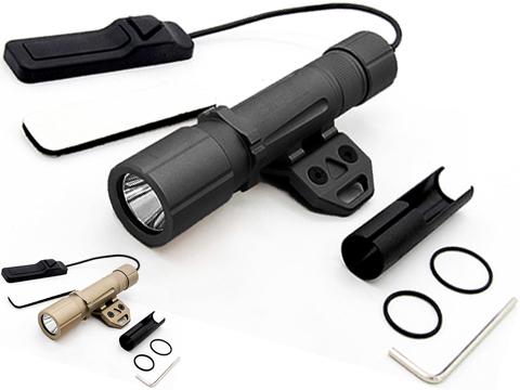 Opsmen FAST 501A Compact High Output Weaponlight for Keymod Handguard