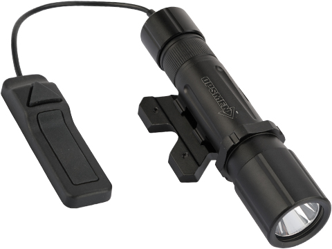 Opsmen FAST 501 Compact High Output Weapon Light with Magnet Mounting System (Color: Black)