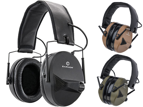 OPSMEN Earmor M30 Sound Amplifying Hearing Protector