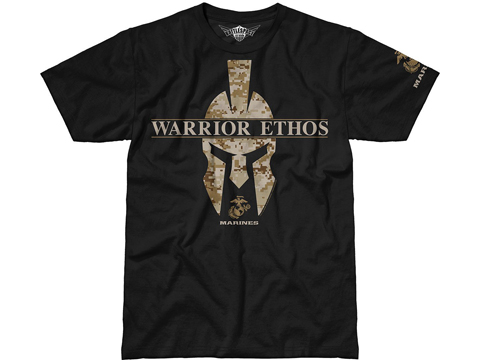 7.62 Design Warrior Ethos: USMC T-Shirt