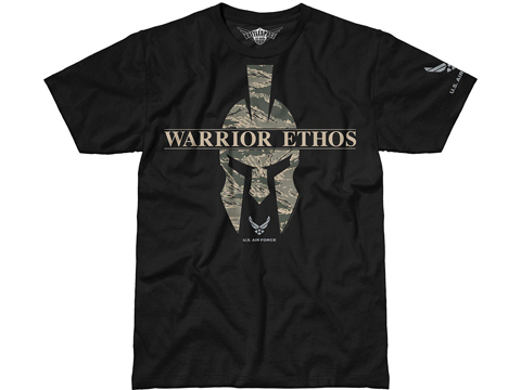 7.62 Design Warrior Ethos: Air Force T-Shirt