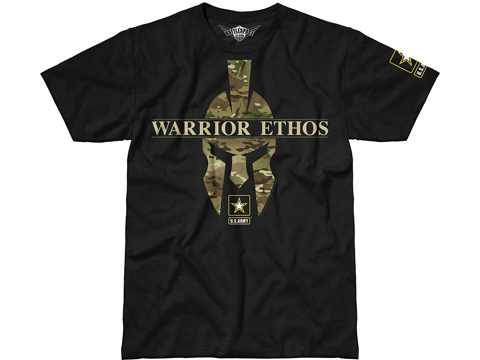 7.62 Design Warrior Ethos: Army T-Shirt