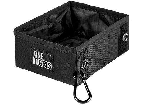 OneTigris Collapsible Waterproof Dog Food Tray