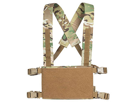 OneTigris Chest Rig Panel Placard Adapter (Color: Multicam)