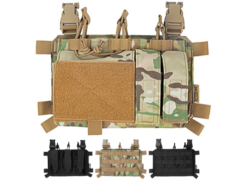OneTigris Tactical Placard for Chest Rigs and Plate Carriers