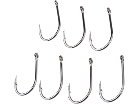 Owner Aki Twist Cutting Point™ Fishing Hooks (Size: 2/0)