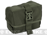 Matrix 40mm M203 Airsoft Grenade Shell Pouch - Foliage Green