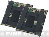 Avengers MOLLE Side Panel for JPC Series Airsoft Plate Carriers - Small / Digital Woodland