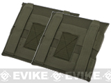 Avengers MOLLE Side Panel for JPC Series Airsoft Plate Carriers - Small / Ranger Green