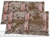 Avengers MOLLE Side Panel for JPC Series Airsoft Plate Carriers - Large / Digital Desert