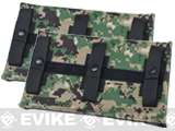 Avengers MOLLE Side Panel for JPC Series Airsoft Plate Carriers - Large / Digital Woodland