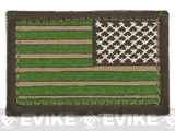 z Condor Hook and Loop U.S. IFF Flag Patch - Reversed - Multicam