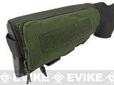 Modify Rifle Stock Ammo Pouch w/ Cheek Pad (Color: OD Green)