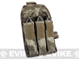 Matrix Airsoft SMG Magazine Thigh Pouch - Arid Camo