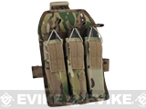 Matrix Airsoft SMG Magazine Thigh Pouch - Camo