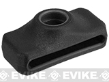 Blue Force Gear Burnsed Socket Adapter - Black (Glass Reinforced Nylon)