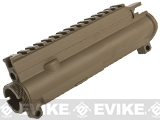 WE-Tech OEM Replacement Upper Receiver for WE M4-SOL Series GBB Rifles (Color: Tan)