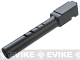 WE-Tech Metal Outer Barrel for ISSC M22, SAI BLU, Lonewolf, & Compatible Airsoft Gas Blowback Pistols - Part# G-39