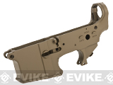 WE-Tech OEM Replacement Lower Receiver for WE M4 Series GBB Rifles (Color: Tan)