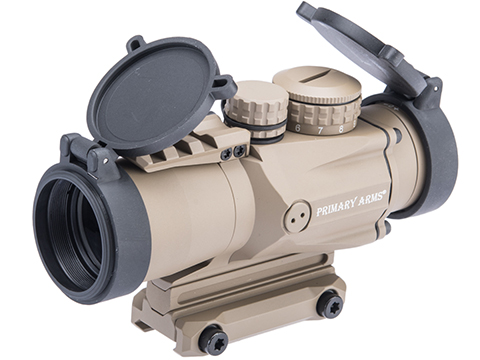 Primary Arms SLx 3x32 Gen III Compact Prism Scope with Patented ACSS-CQB 300BLK / 7.62x39 Reticle (Color: Flat Dark Earth)