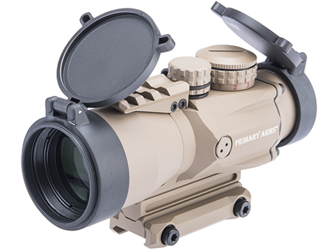 Primary Arms SLx 5x36 Gen III Compact Prism Scope with Patented ACSS 5.56 / 5.45 / .308 Reticle (Color: Flat Dark Earth)