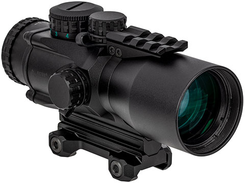 Primary Arms 5X Compact Prism Scope Gen III w/ ACSS Aurora 5.56 Reticle (Color: Black)