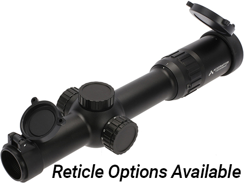 Primary Arms 1-6X24mm FFP Rifle Scope w/ Patented ACSS Raptor