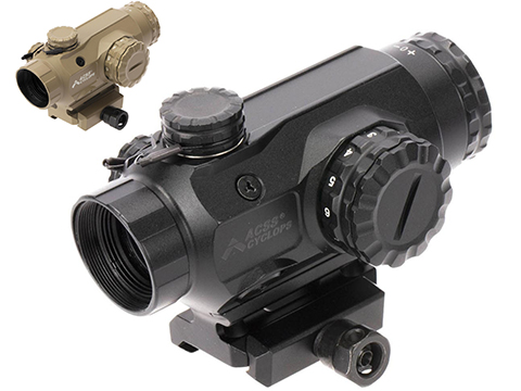 Primary Arms 1X Compact Prism Scope w/ Illuminated ACSS Cyclops Reticle