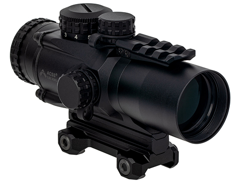 Primary Arms Gen III 3X Compact Prism Scope with the Patented ACSS 5.56 Reticle (Color: Black)