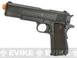 Colt 100th Anniversary Licensed Full Metal M1911 A1 Airsoft CO2 GBB by KWC (380 FPS Version)