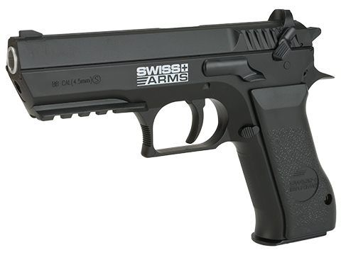 Swiss Arms 941 Jericho CO2 Powered .177 Airgun Pistol