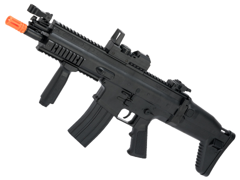 FN Herstal Licensed SCAR-L Full Size Entry Level Airsoft AEG Rifle by Cybergun