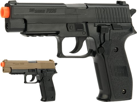 SIG Sauer Licensed P226 Spring Powered Airsoft Pistol