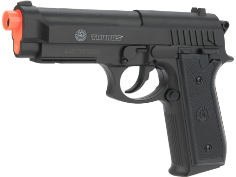 Taurus Licensed PT92 M9 Full Size CO2 Powered Airsoft Pistol by Softair (Model: Polymer / 425 FPS)