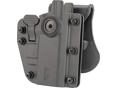 Swiss Arms ADAPTX Universal Holster by Cybergun (Color: Battle Grey)